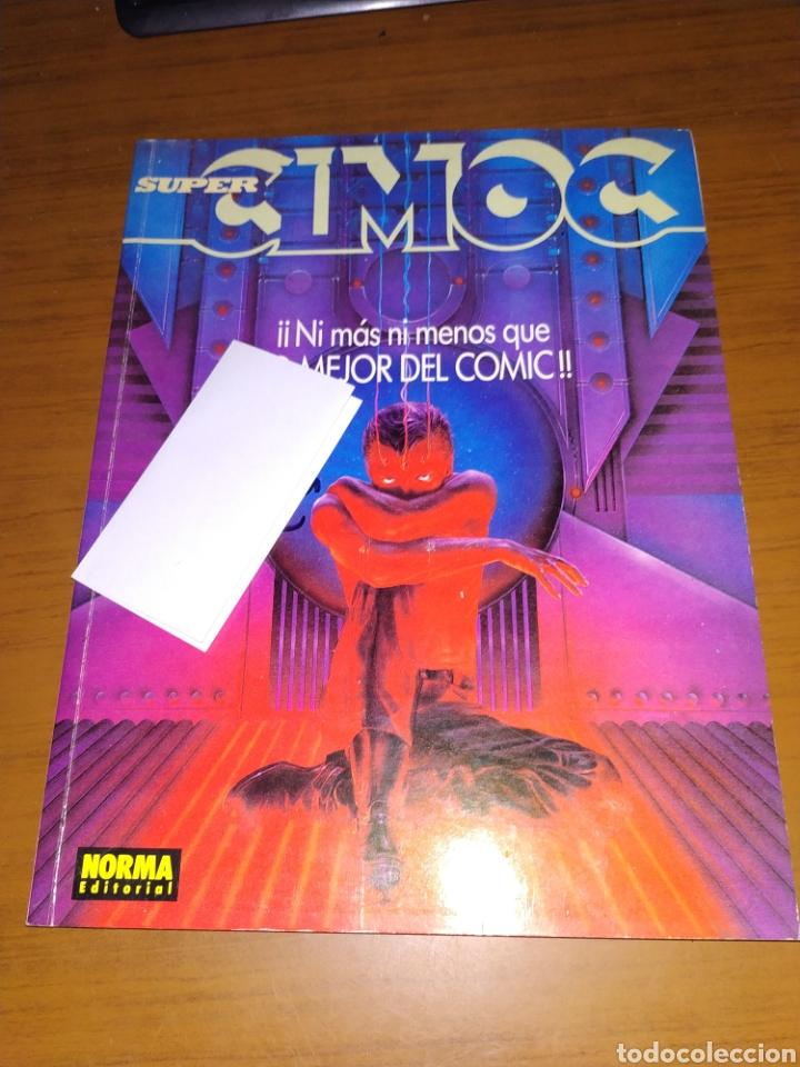 SUPER CIMOC TOMO RECOPILACIÓN DE LOS CÓMICS 104 105 Y 106 (Tebeos y Comics - Norma - Cimoc)