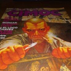 Cómics: CIMOC TOMO 22 RECOPILACIÓN DE LOS NÚMEROS 74 75 Y 76. Lote 178915536