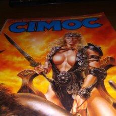 Cómics: CIMOC TOMO 23 RECOPILACIÓN DE LOS NÚMEROS 77 78 79. Lote 178915551