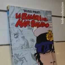 Cómics: TOMO LA BALADA DEL MAR SALADO Nº 1 HUGO PRATT - NORMA - OFERTA. Lote 179030300