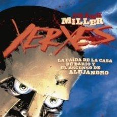Cómics: XERXES . LA CAIDA DE LA CASA DE DARÍO Y EL ASCENSO DE ALEJANDRO (DE FRANK MILLER) .Nº 02 (DE 5). Lote 179039991
