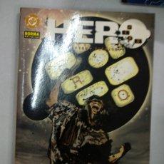 Cómics: HERO, MUNDO DE CRISTAL (PFEIFER / KANO / GLEASON) NORMA. Lote 179074313