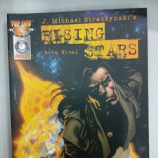 Cómics: RISING STARS ACTO FINAL -J.MICHAEL STRACZYNSKI'S·BRENT ANDERSON. Lote 179074470