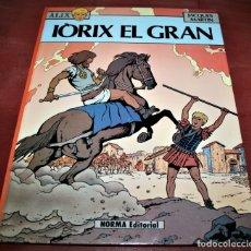 Cómics: ÀLIX - IÒRIX EL GRAN - JACQUES MARTIN - NORMA - 1982 - EN CATALÁN. Lote 179104918