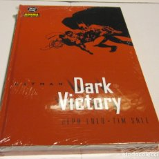 Comics: BATMAN DARK VICTORY - OBRA COMPLETA - NORMA EDITORIAL - PRECINTADO A ESTRENAR !!!!. Lote 202522597