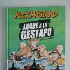 Cómics: ROCK MASTARD JAQUE A LA GESTAPO NUM.7. Lote 179160200