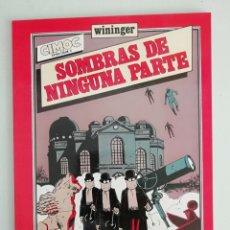 Cómics: SOMBRAS DE NINGUNA PARTE CIMOC EXTRACOLOR 8. Lote 179166212