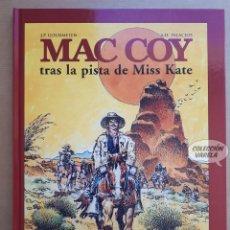 Cómics: MAC COY Nº 21 - TRAS LA PISTA DE MISS KATE - GOURMELEN Y PALACIOS - NORMA - JMV. Lote 179316351