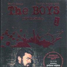 Cómics: THE BOYS INTEGRAL VOL.1. Lote 179317386