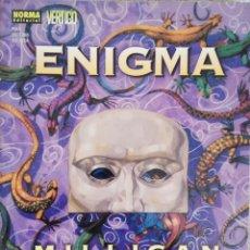 Cómics: ENIGMA MILLIGAN FEGREDO. Lote 179332163