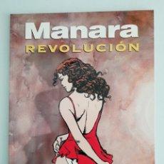 Cómics: MANARA REVOLUCION TAPA BLANDA NUM.17. Lote 179516885