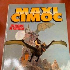 Cómics: COMIC MAXI CIMOC, NUMERO 3, NORMA EDITORIAL, EN MUY BUEN ESTADO.. Lote 179538195
