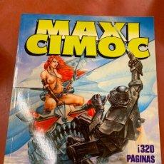 Cómics: COMIC MAXI CIMOC, NUMERO 2, NORMA EDITORIAL, EN MUY BUEN ESTADO.. Lote 179538262