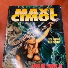Fumetti: COMIC MAXI CIMOC, NUMERO 4, NORMA EDITORIAL, EN MUY BUEN ESTADO.. Lote 179538493