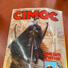 Cómics: COMIC CIMOC, NUMEROS 80, 81. NORMA COMICS,. Lote 179539505