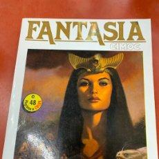 Cómics: COMIC FANTASIA CIMOC, NUMEROS 30, 31, 32. NORMA COMICS, EN MIUY BUEN ESTADO. Lote 179539953