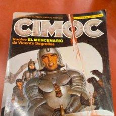 Cómics: COMIC FANTASIA CIMOC, NUMEROS 83, 84, 85. NORMA COMICS, EN MIUY BUEN ESTADO. Lote 179540177