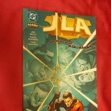 Cómics: JLA. EN BUSCA DE AQUAMAN. NORMA EDITORIAL. Lote 179552343