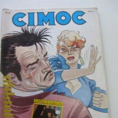 Cómics: CIMOC. Nº 129. NORMA CS200. Lote 180092618