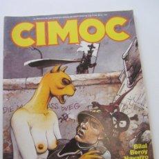 Cómics: CIMOC. Nº 109 NORMA CS200 . Lote 180105596
