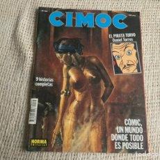 Cómics: CIMOC Nº 132 - EDITA : NORMA. Lote 180118603