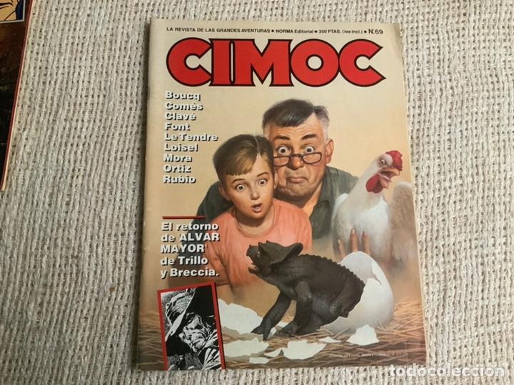 CIMOC Nº 69 - EDITA : NORMA (Tebeos y Comics - Norma - Cimoc)