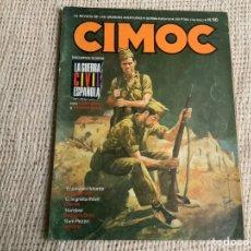 Cómics: CIMOC Nº 66 - EDITA : NORMA. Lote 180141723