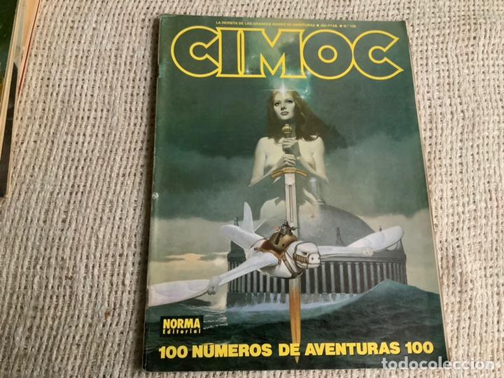 CIMOC Nº 100 - EDITA : NORMA (Tebeos y Comics - Norma - Cimoc)