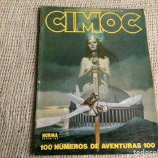 Cómics: CIMOC Nº 100 - EDITA : NORMA. Lote 180141787