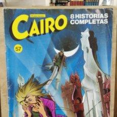 Cómics: CAIRO - Nº 57 - ED. NORMA. Lote 180168405