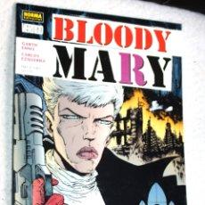 Cómics: BLOODY MARY( DE GARTH ENNIS & CARLOS EZQUERRA): MUY BUENO. Lote 180239613