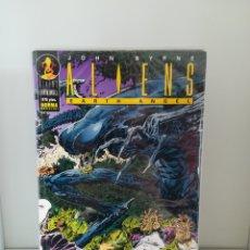 Cómics: ALIENS EARTH ANGEL - JOHN BYRNE NORMA EDITORIAL. Lote 180247238