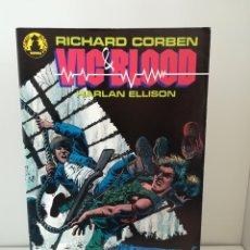 Cómics: VIC & BLOOD COMPLETA - Nº 1 RICHARD CORBEN. Lote 180247672