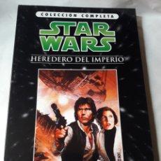 Cómics: STAR WARS HEREDERO DEL IMPERIO. COLECCIÓN COMPLETA CARPETA + 3 CÓMICS. Lote 180255286