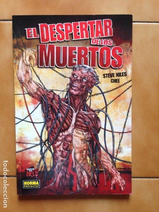 COLECCION MADE IN HELL - EL DESPERTAR DE LOS MUERTOS - STEVE NILES Y CHEE - NORMA EDITORIAL (Tebeos y Comics - Norma - Comic USA)