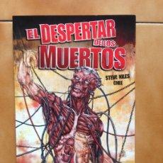 Cómics: COLECCION MADE IN HELL - EL DESPERTAR DE LOS MUERTOS - STEVE NILES Y CHEE - NORMA EDITORIAL. Lote 180260406