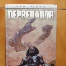 Cómics: DEPREDADOR VIDA Y MUERTE 1 . DAN ABNETT Y BRIAN ALBERT THYES - NORMA EDITORIAL. Lote 180260848