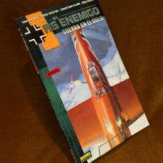 Cómics: EL AS ENEMIGO,GUERRA EN EL CIELO,GARTH ENNIS/CHRIS WESTON Y OTROS, NORMA EDITORIAL,2003.. Lote 180266855