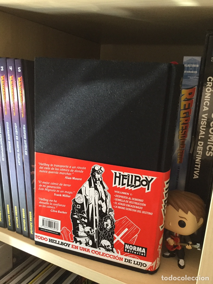 Cómics: Hellboy integral vol 1 NORMA - Foto 2 - 180271296