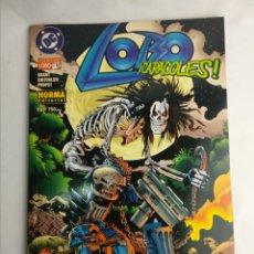 Cómics: COMIC LOBO 6 CARACOLES. Lote 180275641