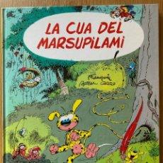 Cómics: LA CUA DEL MARSUPILAMI - FRANQUIN, BATEM Y GREG - NORMA, 1988 - CATALÁN. Lote 180293408