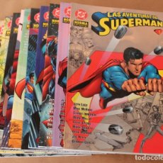 Cómics: LAS AVENTURAS DE SUPERMAN – 10 TOMOS COMPLETA – NORMA, AÑO 2002. Lote 180316045