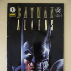 Cómics: BATMAN - ALIENS VOLUMEN 1 DE 2 - NORMA EDITORIAL - DC. Lote 180439591