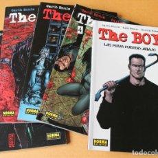 Cómics: THE BOYS - NºS 1 2 3 4 12 - GARTH ENNIS - NORMA AÑO 2007 - MUY BUEN ESTADO - TAMBIÉN SUELTOS. Lote 180906568