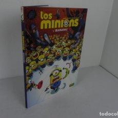 Comics: LOS MINIONS 1 ¡BANANA! - NORMA EDITORIAL- 2015 2ª EDICIÓN. Lote 181183068