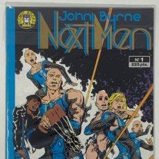 Cómics: CÓMICS NEXT MEN Nº1 JOHN BYRNE NORMA EDITORIAL 1993.. Lote 181358803