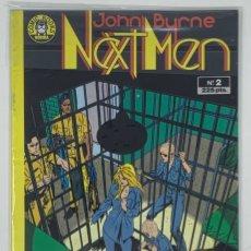 Cómics: CÓMICS NEXT MEN Nº2 JOHN BYRNE NORMA EDITORIAL 1993.. Lote 181358911