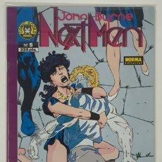 Cómics: CÓMICS NEXT MEN Nº5 JOHN BYRNE NORMA EDITORIAL 1993.. Lote 181359135