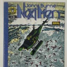 Cómics: CÓMICS NEXT MEN Nº6 JOHN BYRNE NORMA EDITORIAL 1993.. Lote 181359196