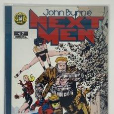 Cómics: CÓMICS NEXT MEN Nº7 JOHN BYRNE NORMA EDITORIAL 1993.. Lote 181359311